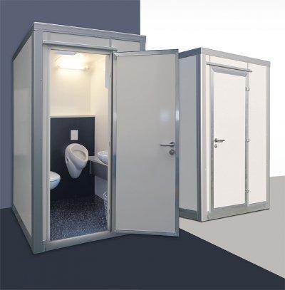 Miniaturansicht WC-Kabinen für Baustellen