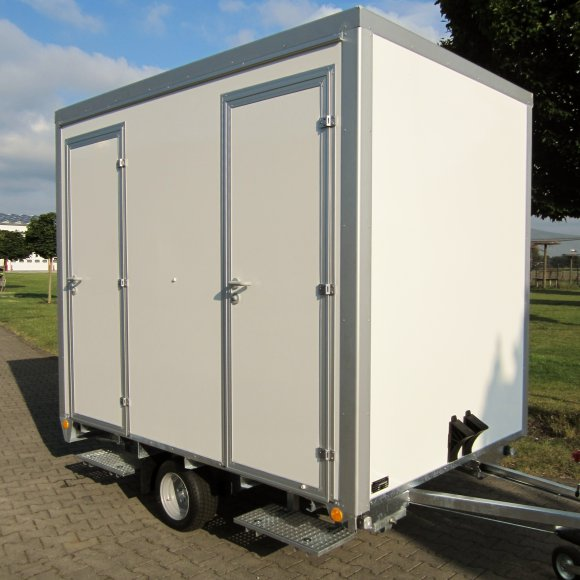 Toilettenwagen klein - ohne Stauräume -