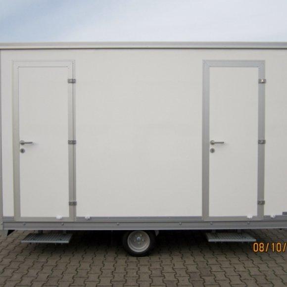 Toilettenwagen klein - 1 Urinalbecken -